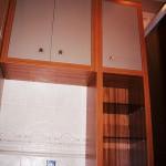 6 meble łazienkowe z frontami ze szkła i aluminium szafka pod wymiar