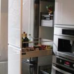 6 nowoczesna kuchnia w kamienicy pojemne i wytrzymałe szuflady