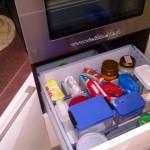 16 meble kuchenne w nowoczesnym stylu szuflady z organizerami
