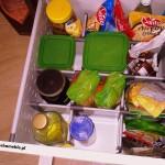 19 meble kuchenne w nowoczesnym stylu szuflady z organizerami