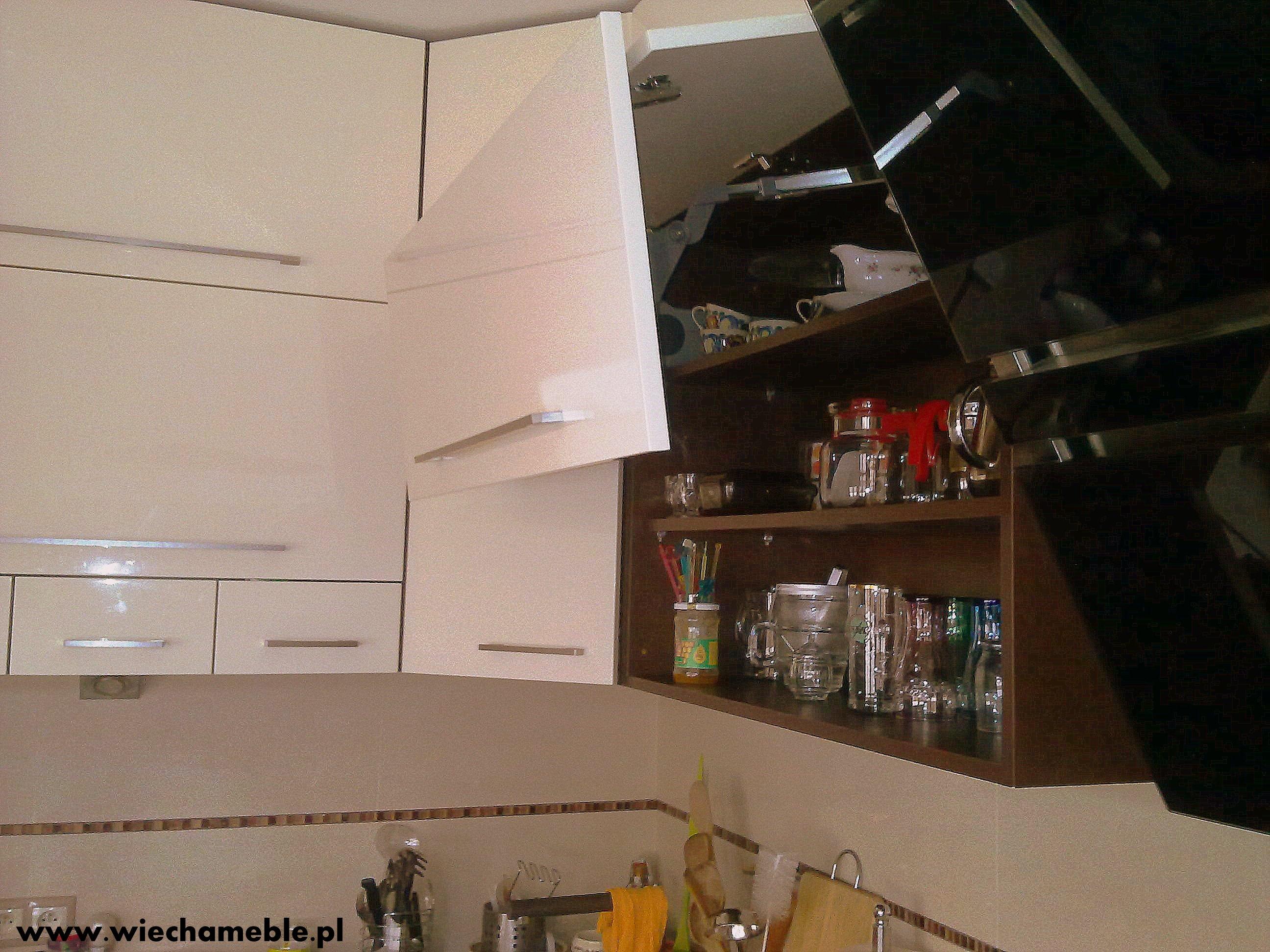 meble kuchenne w nowoczesnym stylu wiechameble